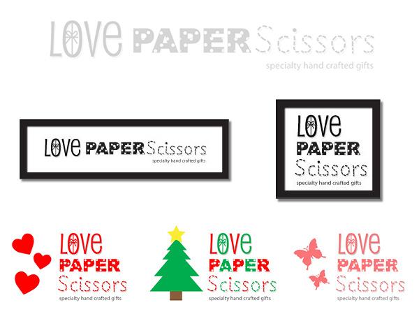 Branding-Love Paper Scissors