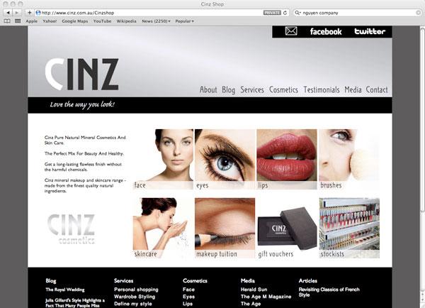 CINZ-shop